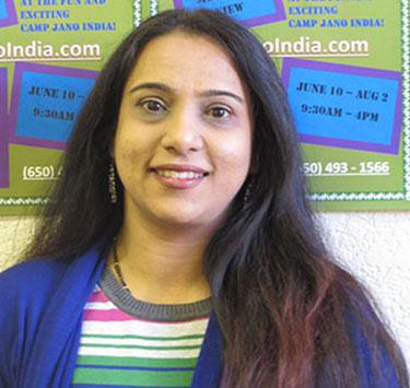 Ruchi Tiwari